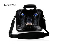 Black Bear 9.7 10 12 13 15 17 inch Laptop computer Shoulder Bag pill sleeve case PC 13.three 15.6 11 14 inch pc pocket book cowl pouch