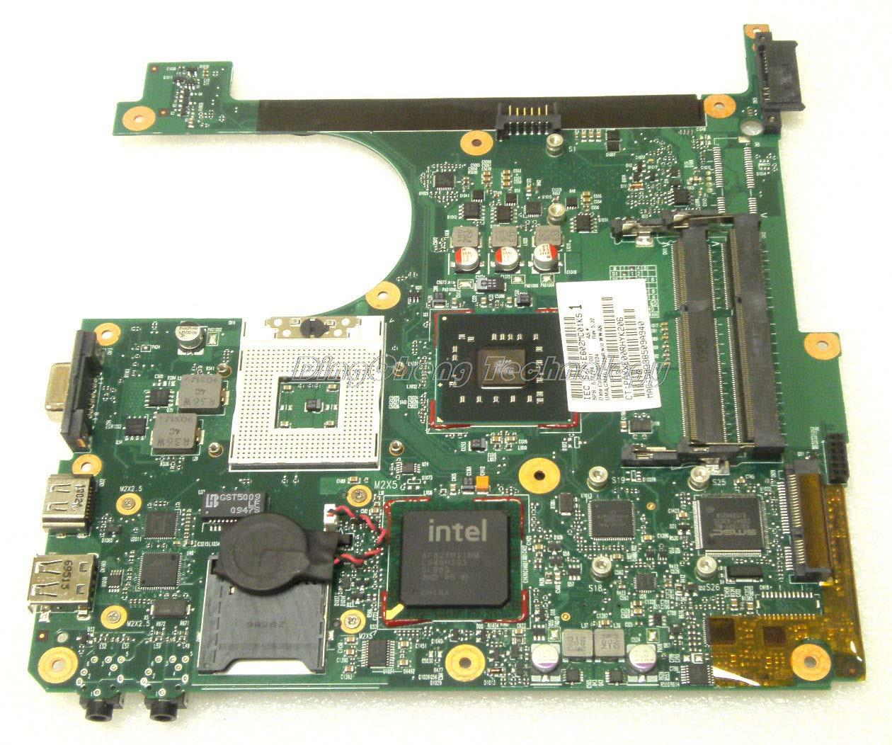 SHELI laptop Motherboard For hp ProBook 4310s 4311s 577224-001 GM45 integrated graphics card 100% tested 722824 001 motherboard for hp probook 445 48 4zc01 0sb tested good