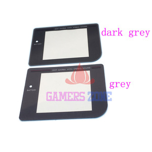 Image 1 - 10pcs Replacement Protective Screen Lens for GameBoy Original System Grey & Dark Grey