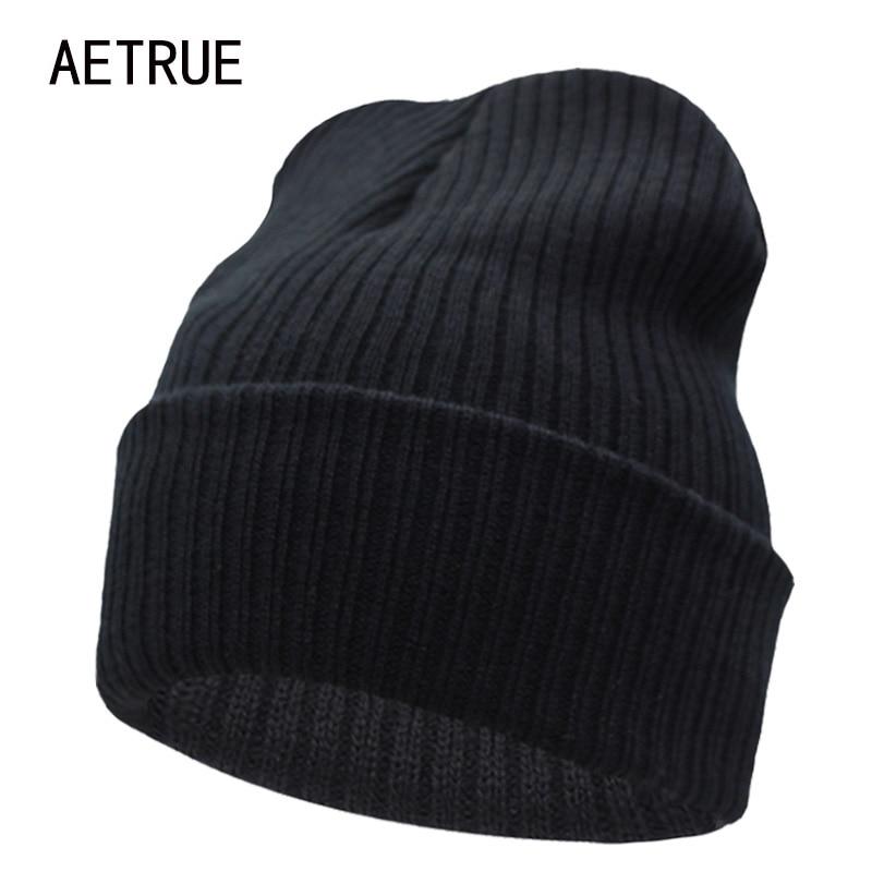 Beanies Winter Hat For Men Knitted Hat Women Winter Hats ...