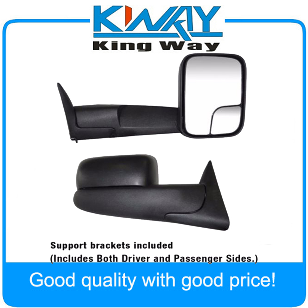Towing Mirrors Pair Support Bracket For 1994 2001 Dodge Ram 1500 2500 2002 3500 In Mirror Covers From Automobiles Motorcycles On