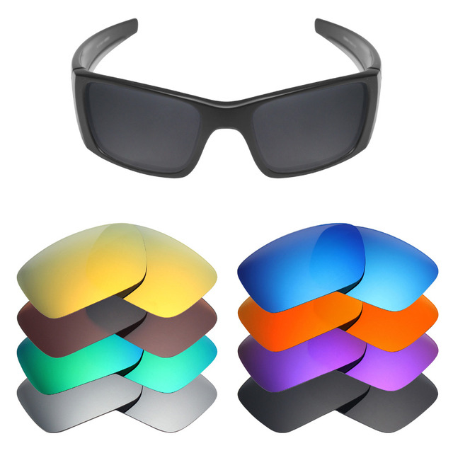 80c8676888a Mryok Polarized Replacement Lenses for Oakley Frogskins Sunglasses Lenses(Lens  Only) - Multiple Choices