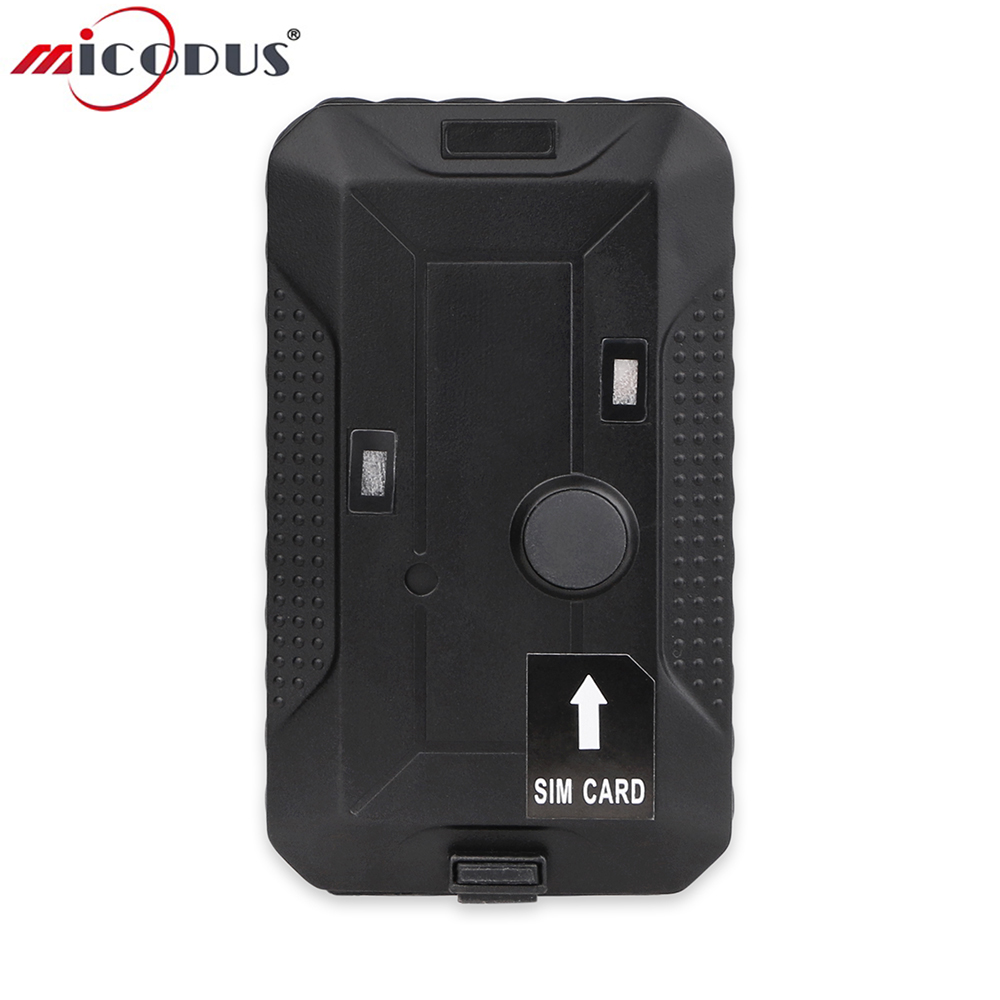 3G WCDMA Vehicle GPS Tracker MINI Waterproof IPX7 5000MAH WIFI SD Offline logger Free Web APP Realtime Tracking Quad band T13G