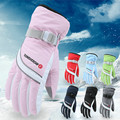 Skiing Gloves Winter Sports Snowboard Ski Gloves Men Women Winter Bike Gloves Thick Motorcycle Cycling Couple Guantes Mujer