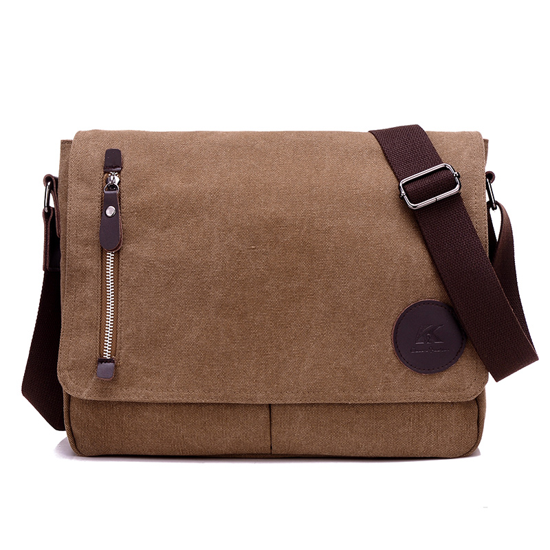 Vintage Men Canvas Messenger Bags Black Travel Bag Male Shoulder Crossbody Bag Classical Casual Trunk Unisex Big Handbags augur 2017 canvas leather crossbody bag men military army vintage messenger bags shoulder bag casual travel school bags