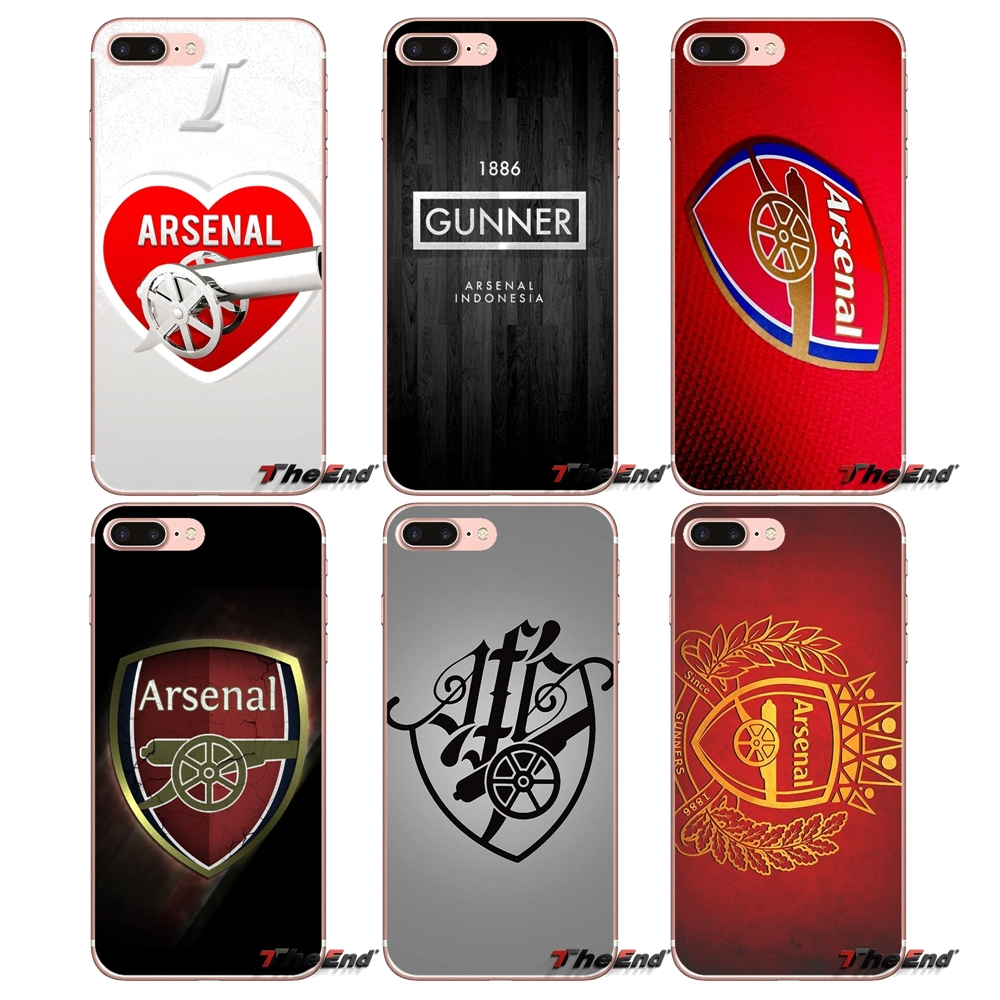 coque arsenal iphone x