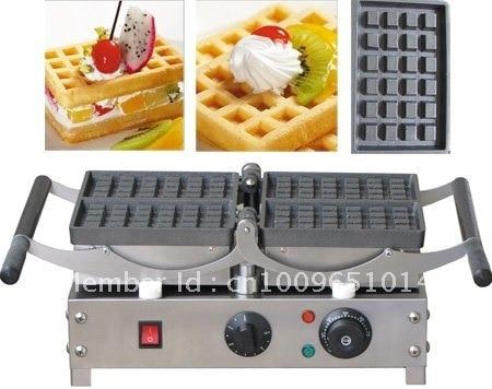waffle iron snack waffle machine, Waffle making machine, Waffle maker