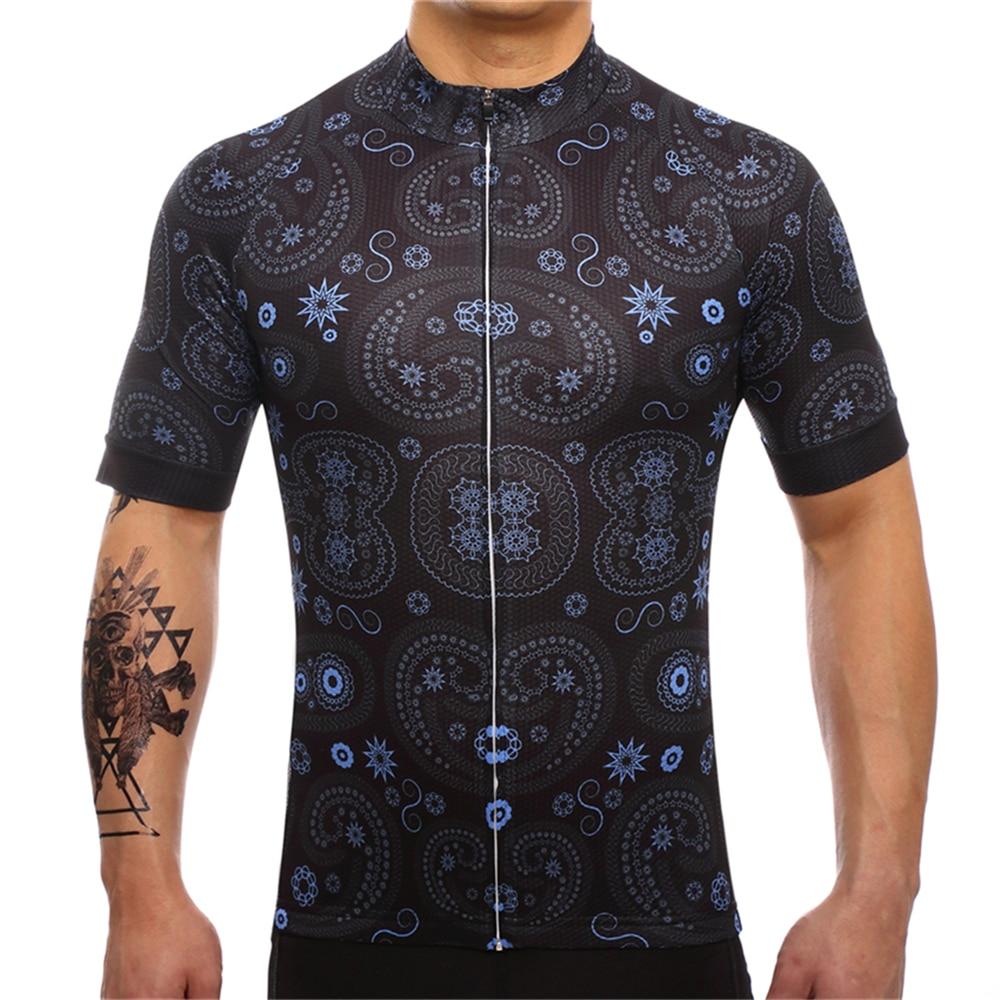 FUALRNY 2018 प्रो सायक्लिंग जर्सी - साइकिल चलाना