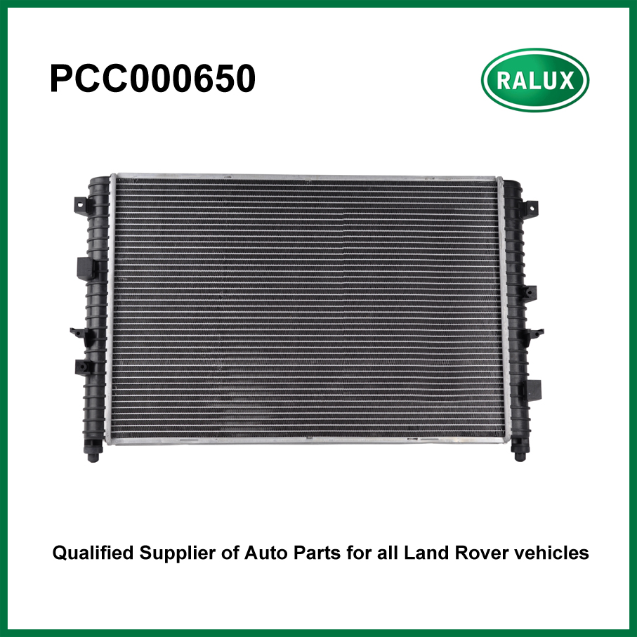 PCC000650 PCC107260 high quality 4.0L V8 Petrol car radiator for Discovery 2 1998-2004 auto radiator cooling system on hot sale akg cbl 410 pcc bk