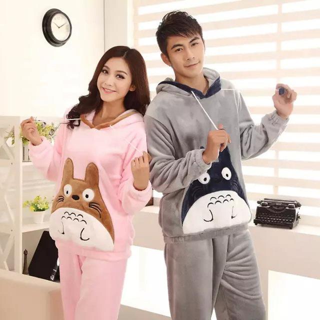 Cute Totoro Pajama Sets