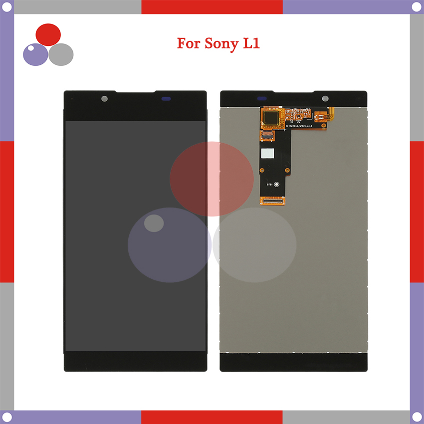 10pcs/lot 5.5 For Sony Xperia L1 G3311 G3312 G3313 Full display touch screen with digitizer full Assembly replacement Parts10pcs/lot 5.5 For Sony Xperia L1 G3311 G3312 G3313 Full display touch screen with digitizer full Assembly replacement Parts