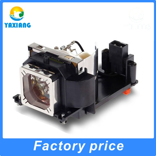 Projector lamp POA-LMP123 / 610-339-1700 bulb compatible for PLC-XW60 with housing