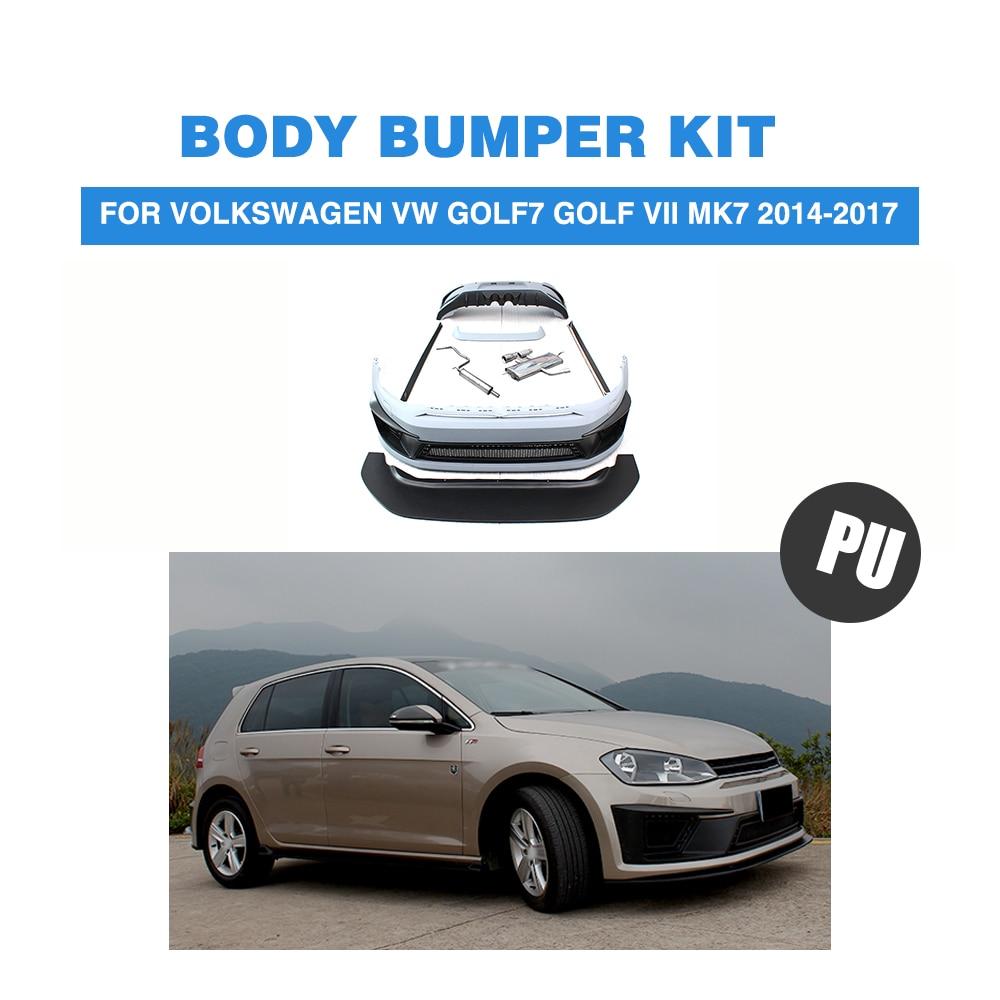 PU festetlen autó karosszéria lökhárító-készletek automatikus - Autóalkatrész