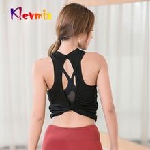 Womens Sports Wear For Women Gym Yoga Top T-shirt Female Workout Tops Sport Shirt Fitness Seamless Jersey Woman