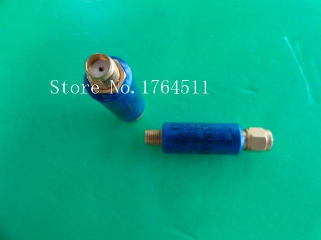[BELLA] MINI SAT-10 DC-1.5GHz 10dB 2W SMA Coaxial Fixed Attenuator  --5PCS/LOT