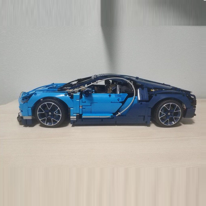 2018 New 20086 4031Pcs Technic Racing Car Sets Compatible legoing 42083 Model Building Kits Blocks Bricks Boy Toys lepin bugatti 20086b technic figures chiron racing car sets compatible legoing 42083 model building kits blocks bricks boy toys