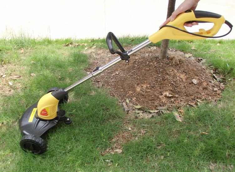 450W Lawn mower , effective of cutting glass