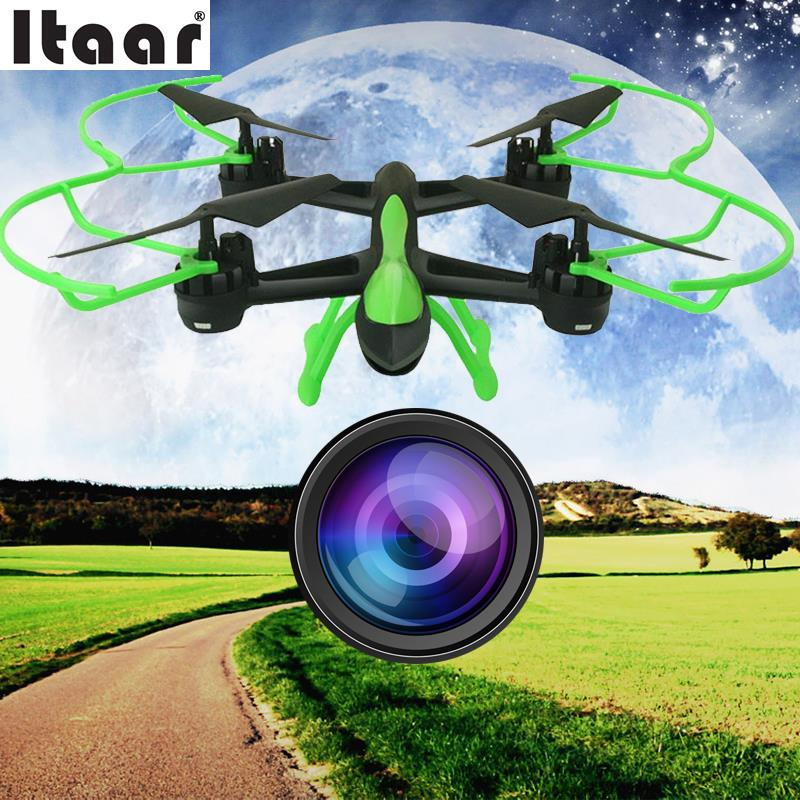 1331W Wifi 4CH 6 Axis Gyro Remote Control Quadcopter Camera Helicopter Drone RTF