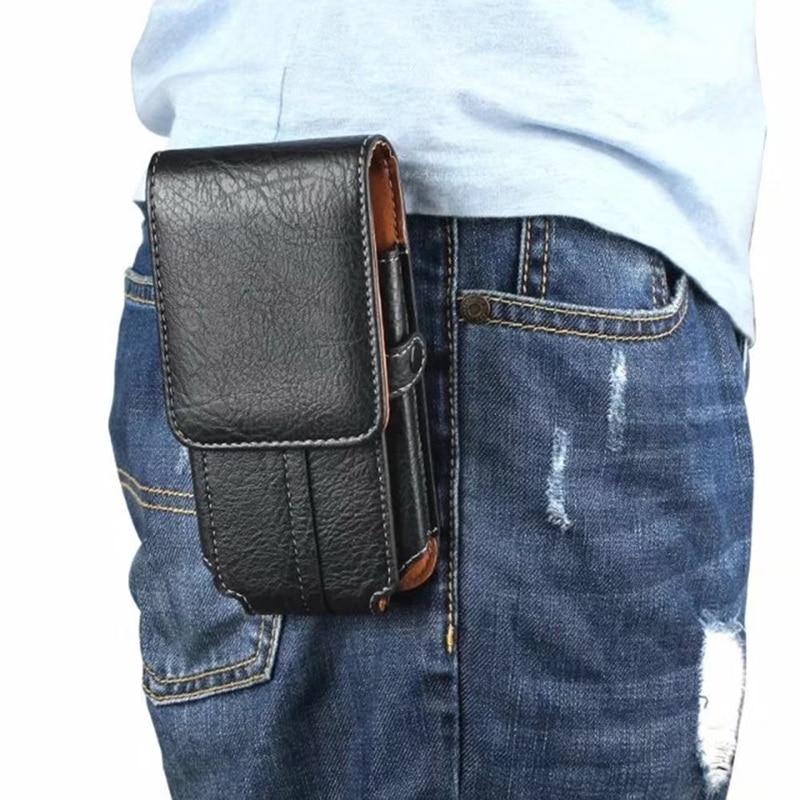 TOP Quality Belt Waist Sports Bag Vertical Mobile Phone Case Holster for Blackview BV8000 Pro bv4000 6000 IP68 Waterproof mobile