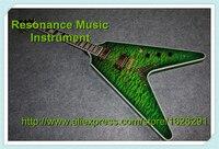 Diseño Customed alta Calidad China Flying V de 1958 Modelo de Guitarra Eléctrica y Mano Izquierda Disponible