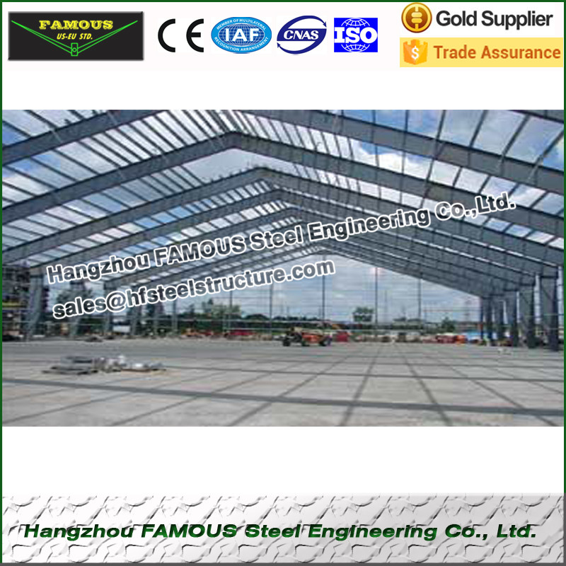 Experienced And Professional Steel Structure Contractor