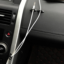 8 шт. автомобильная проводка наклейки в виде булавки для Nissan Teana X-Trail Qashqai Livina Sunny Tiida Sunny March муранского Geniss, Juke, Almera