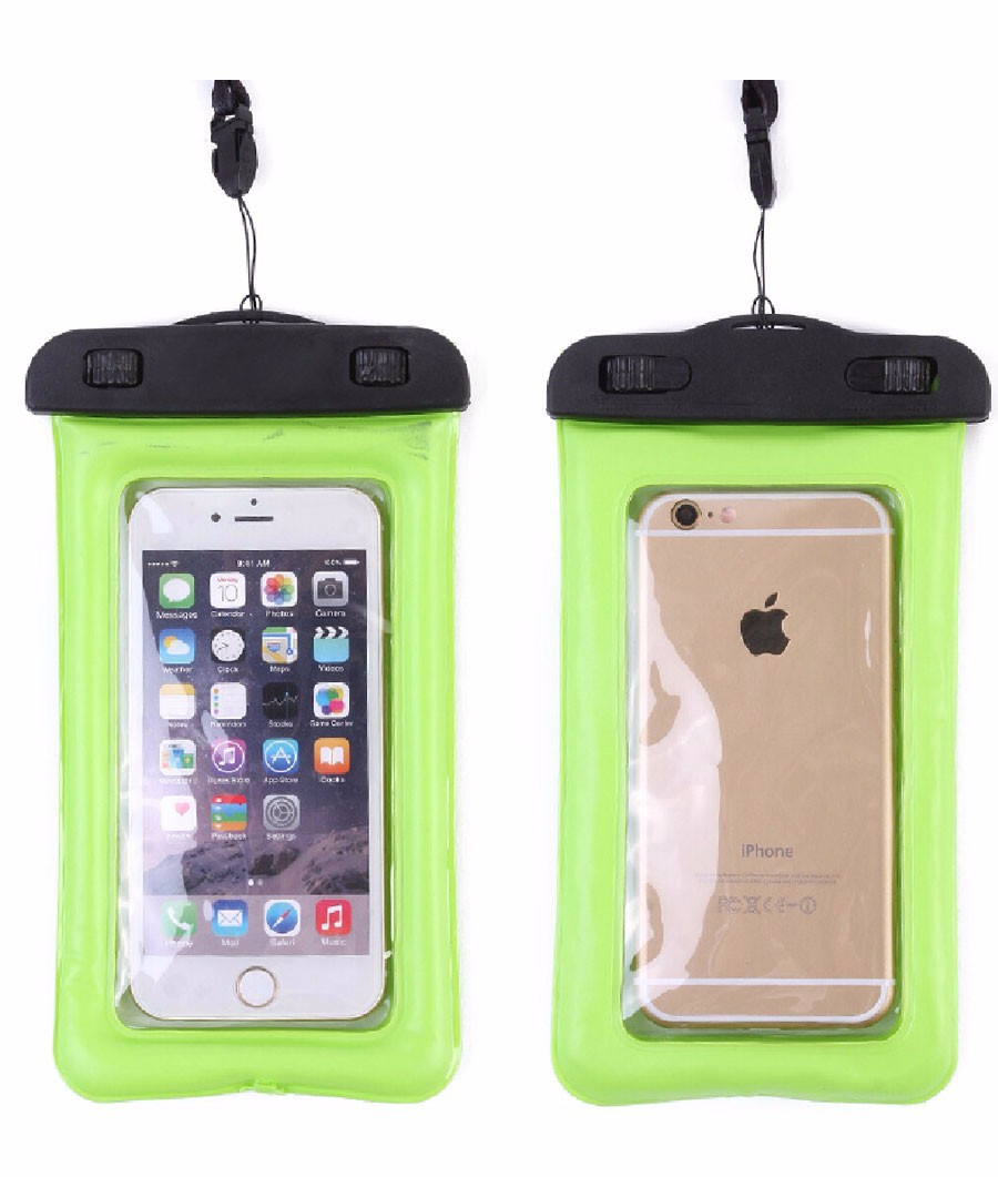 2016 new waterproof phone case for samsung S4/S5/s6/5S/6s/6 PLUS accessories Touch Mobile Waterproof Bag Smartphone accessories
