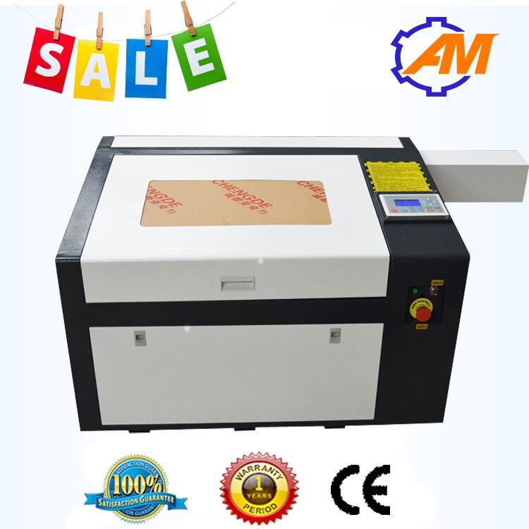 CNC vêtement tissu artisanat en cuir acrylique iphone 60 w co2 co2 laser graveur prix avec servomoteur