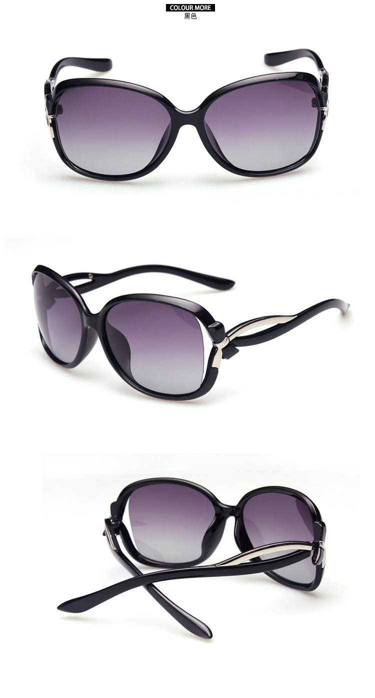 63d2f4fe81d elegant driver women polarized sun glasses big frame beach ...