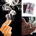 Close Up Smoke Magic Trick Finger Smoke Magic Tricks Easy Do Hand Smoke Magician