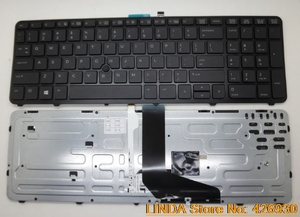 Image 3 - Keyboard For HP ZBOOK 15 ZBOOK 17 745663 201 733688 B71 733688 271 733688 DB1 Brazil BR/Sweden SD/Russian RU/Canada CA Backlight