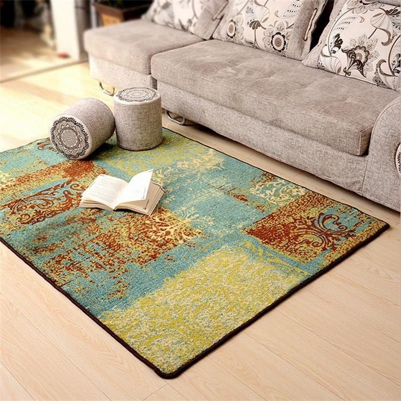 133X190CM Nylon Rugs And Carpets For Home Living Room Bedroom Area Rug  Coffee Table Floor Mat