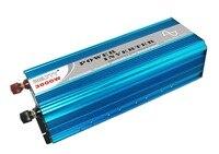 Бесплатная доставка 12 Вольт 220 вольт инверторы чистая синусоида 3kva инвертор Оптовая с хорошей цене