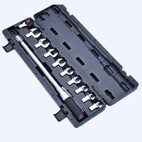 Набор предустановленных шестигранных гаечных ключей 60 340NM 1/2, торцевая головка с трещоткой, набор инструментов