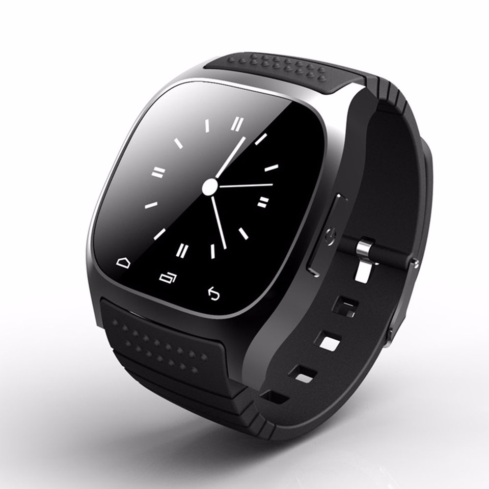 SHAOLIN Bluetooth Smart Watch Phone Wearable Devices SmartWatch For Apple Android IOS Mobile Phone PK GT08 DZ09 U8 A9 IWO -12