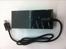 100 127v 200 240 v adaptador de alimentação original para xboxone xbox uma fonte de alimentação com cabo ue/eua