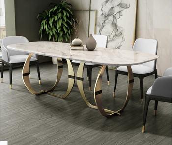De madera maciza comedor muebles para el hogar moderno minimalista ...