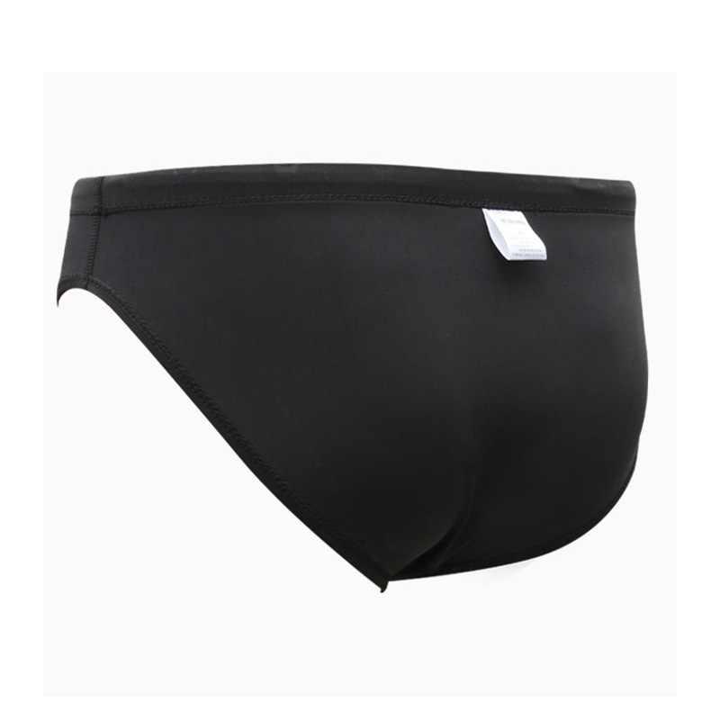 Professionele Sport Trunks Mannen Snel Droog Haai Huid Zwemmen Concurrentie Boxer Slips Sharkskin Shorts Badmode