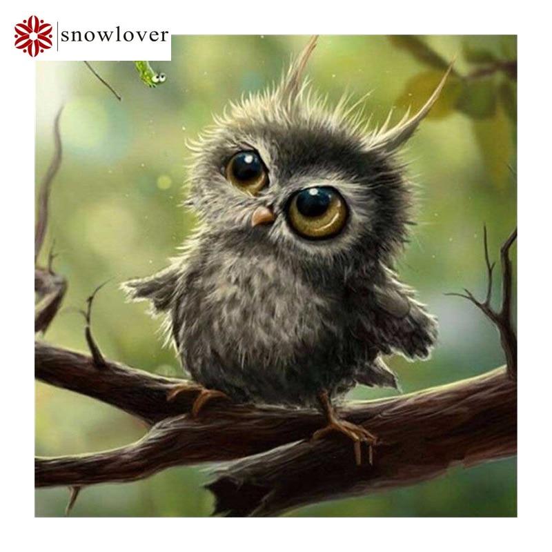 Snowlover Алмазная Живопись 5D DIY Полная - Искусство, ремесло и шитье