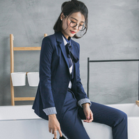 Women Suit Set Blazers And Pants Formal Professional Business Office Uniform Women Suits With Pants Office Work Wear Xk50031