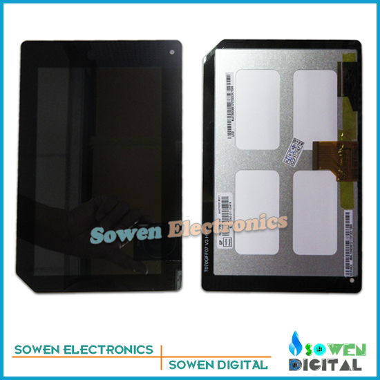 7 Inch for Acer Iconia Tab B1-A71 B1 A71 LCD Screen with Touch Screen digitizer assembly LCD full set , new