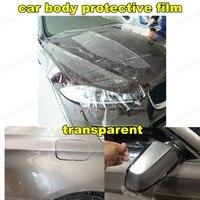 Прозрачный сильный клей 152 см * 20 см Защитная пленка для ручки двери автомобиля внешние автомобильные аксессуары легкая установка