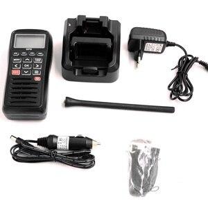 Image 5 - RECENT RS 38M GPS Marine Radio VHF Handheld Buoyant Floats Waterproof IPX7 ATIS code Tri watch 156.025 157.425MHz Transceiver