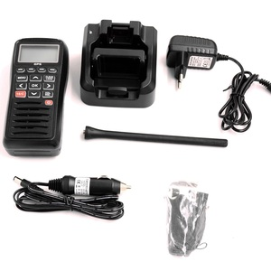Image 5 - האחרון RS 38M GPS הימי רדיו VHF כף יד קליל צף עמיד למים IPX7 ATIS קוד תלת שעון 156.025 157.425 MHz משדר