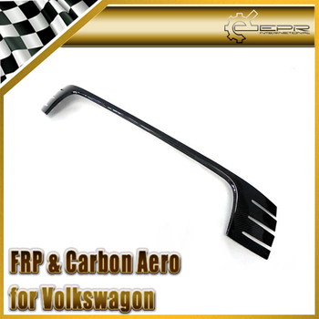 Car Styling For VW VW Golf MK6 GTI Carbon Fiber Front Bumper Cover