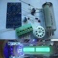 Ojo mágico 6E2 EM84 EM87 6UH6 Tubo de Audio Indicador Medidor VU Conductor BAJO Nivel Kits diy