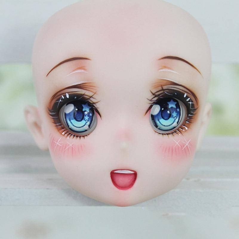Bonecas acrílico brinquedo 2d olhos os Feature8 : Toys For Girls