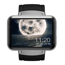 DM98 Relógio Inteligente Pulseira Relógio Android 5.1 GPS Sistema de Rastreador De Fitness WI-FI Telefone Do Relógio Inteligente Para Telefones Celulares iPhone 7 pk x01