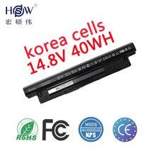 original battery 14.8V 40WH  For DELL For INSPIRON 17R 5721,17 3721,15R 5521,15 3521,14R 5421,14 3421 VOSTRO 2521 2421