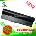 6600 мач черный аккумулятор для ноутбука asus eee pc 2g 4g 700 701 8g 900 90-oa001b1000 а22-700 а22-p701 a23-p701 p22-900